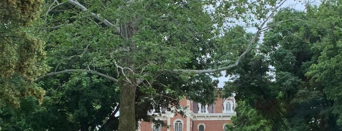 Terrace Hill Historic Site is one of Evan[Bu] Des Moines Hot Spots!.