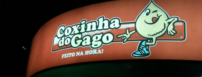 Coxinha do Gago is one of Marcos's Liked Places.