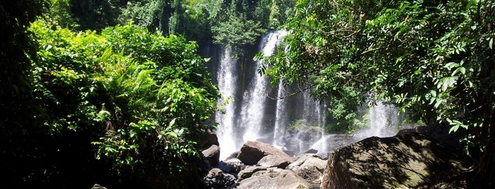 Phnom Kulen National Park is one of Cambodia. Best..