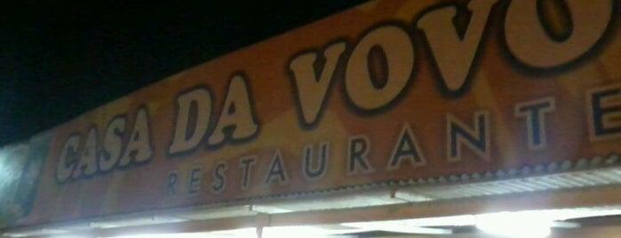 Restaurante Casa da Vovó is one of Favorite Alimentação.