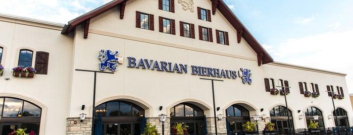 Bavarian Bierhaus is one of B David 님이 좋아한 장소.