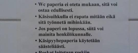 Kylmänen tehtaanmyymälä is one of Lieux qui ont plu à J..