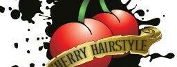 Cherry Hairstyle is one of สถานที่ที่ Mayara ถูกใจ.