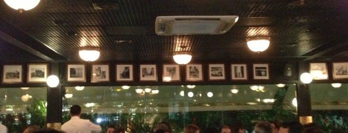Walter Mancini Ristorante is one of Incríveis Restaurantes de SP.