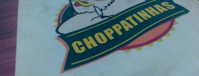 Choppatinhas is one of My list mayorships.