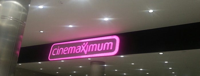 Cinemaximum is one of BuRcak 님이 좋아한 장소.