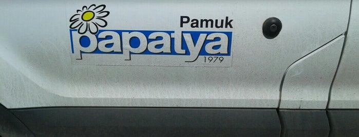Papatya Pamuk&Kozmetik is one of Lieux sauvegardés par Karaca.