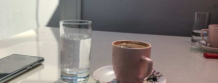 Farabi Hastanesi Kafeterya is one of Tempat yang Disukai Durmuş.