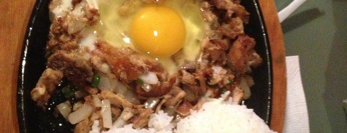 Kalye Hits is one of LA Pinoy Cuisine.