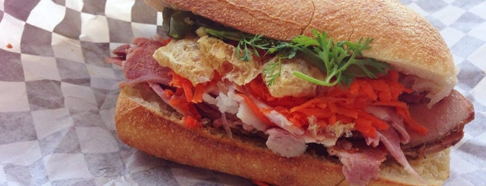Sack Sandwiches is one of LA FOOD BIBLE.