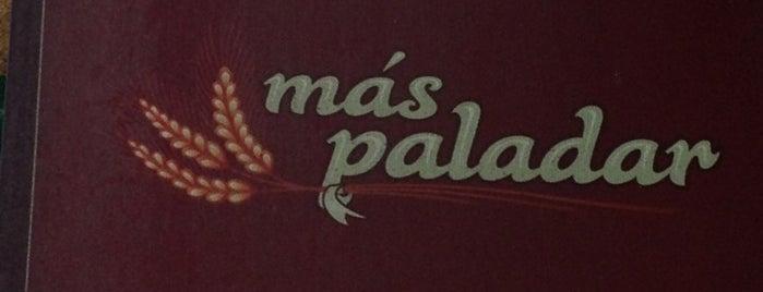 Más Paladar is one of cosas para saber.