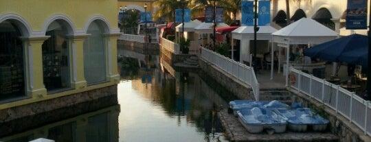 La Isla Shopping Village is one of Cancún y La Riviera Maya.
