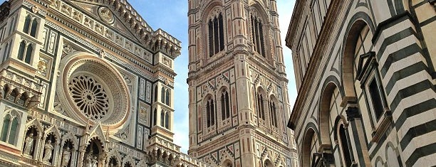 Cattedrale di Santa Maria del Fiore is one of Tempat yang Disukai Richard.