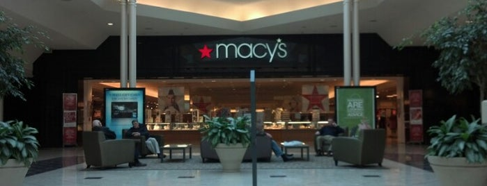 Macy's is one of CeCe's Places.