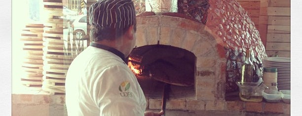 Amalfi Pizzería is one of Pizzas Que He Comido.