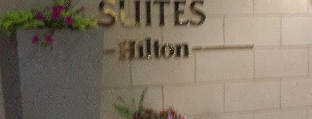 Homewood Suites by Hilton is one of Leandro 님이 좋아한 장소.