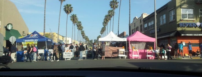 Ocean Beach Farmers Market is one of Lugares favoritos de Flower.