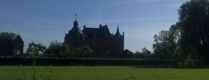 Kasteel Ammersoyen is one of Paranormal Sights.