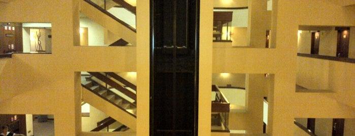 Almacruz Hotel y Centro de Convenciones is one of My Hotels.
