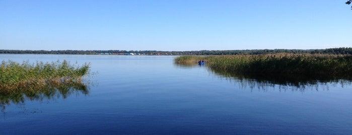 Озеро Селигер is one of Russia10.