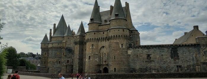 Château de Vitré is one of Bretagne.