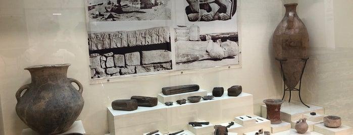 Malatya Arkeoloji Müzesi is one of Malatya.