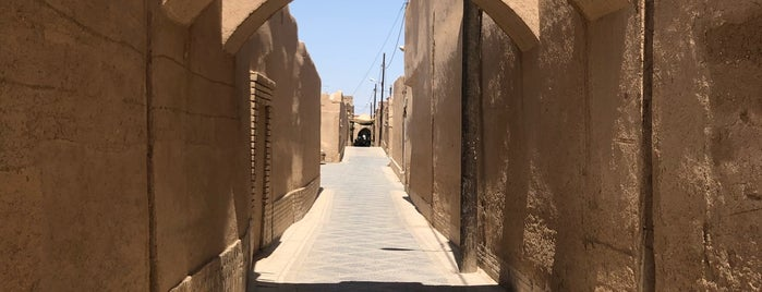Traditional Texture of Yazd | بافت تاریخی یزد is one of Yazd.