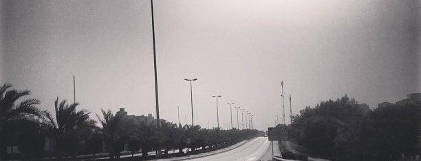 جسر خيطان و جنوب الزهراء is one of Lieux qui ont plu à Ⓦ.ⒶⓁⓇ95.