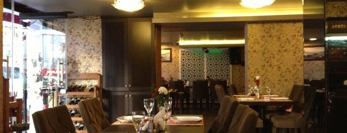 Klas Restaurant is one of Evgenia : понравившиеся места.