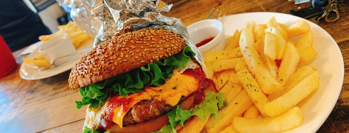 JACK'S PIZZA & BURGERS is one of ランチ.