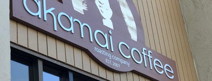 Akamai Coffee is one of Lieux sauvegardés par cnelson.