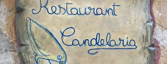 Restaurant Candelaria is one of Locais curtidos por Iñigo.