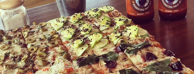 Veggie Pizza is one of Lima, Perú.