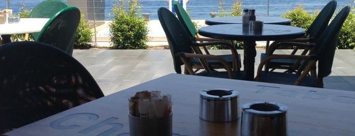 Kitchenette is one of Bodrum.