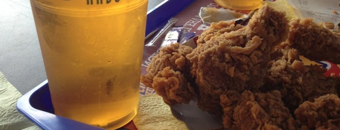 Texas Chicken is one of Каждый день.
