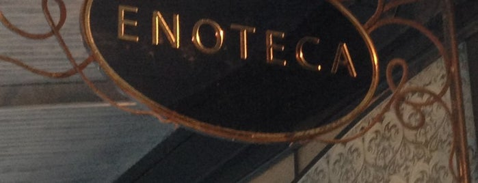 1889 Enoteca is one of 20 favorite restaurants.