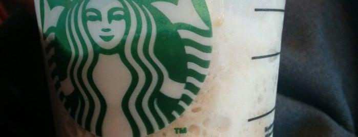 Starbucks is one of Tempat yang Disukai ☕️.