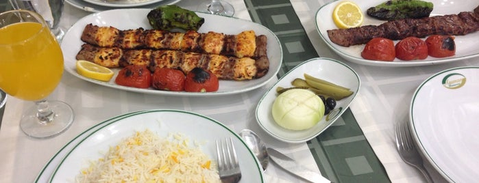 Asuman Restaurant is one of istanbul food.