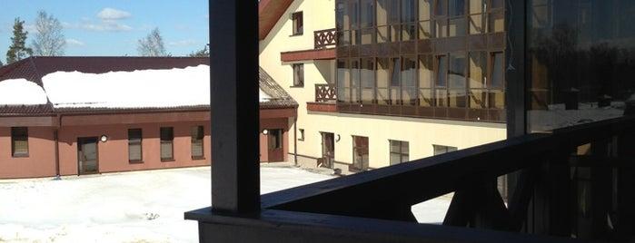 Учебно-тренировочный центр is one of สถานที่ที่ П.А. ถูกใจ.