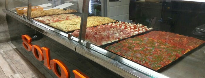 Solo Pizza is one of Paolo: сохраненные места.