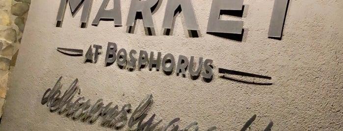 The Market Bosphorus Steakhouse is one of تركيا.
