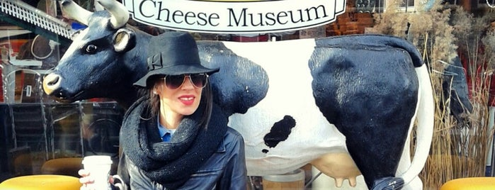 Amsterdam Cheese Museum is one of AMSTERDAM.