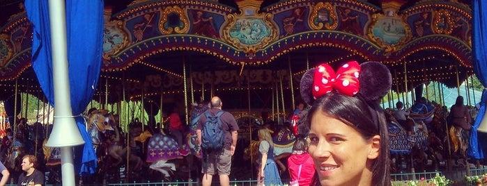 Disneyland® Paris is one of PARIS.