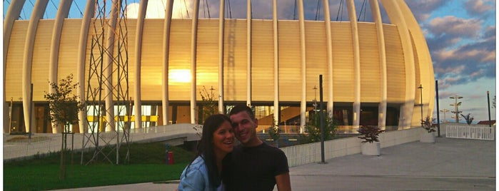 Arena Centar is one of ZAGREB.