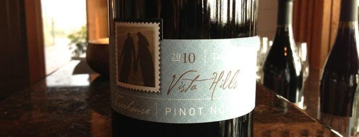 Vista Hills Vineyard & Winery is one of Posti che sono piaciuti a Daniel.