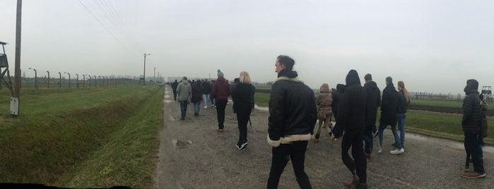 Miejsce Pamięci i Muzeum Auschwitz-Birkenau is one of Posti che sono piaciuti a Marietta.