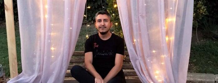 Pool Bar & Brasserie (Oyku Villas) is one of Eskişehir.