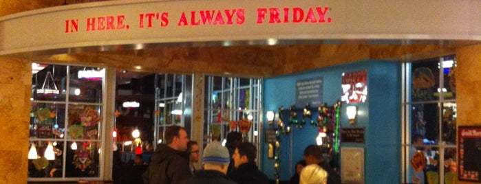 TGI Fridays is one of Posti che sono piaciuti a Sunjay.