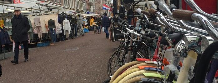Albert Cuyp Markt is one of Lugares favoritos de Allan.