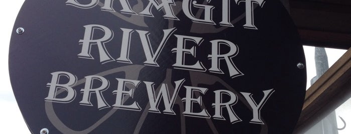 Skagit River Brewery is one of Breweries I've visited.